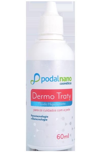 Dermo Traty - Higienizante para áreas sensíveis - Podal Nano Cosméticos